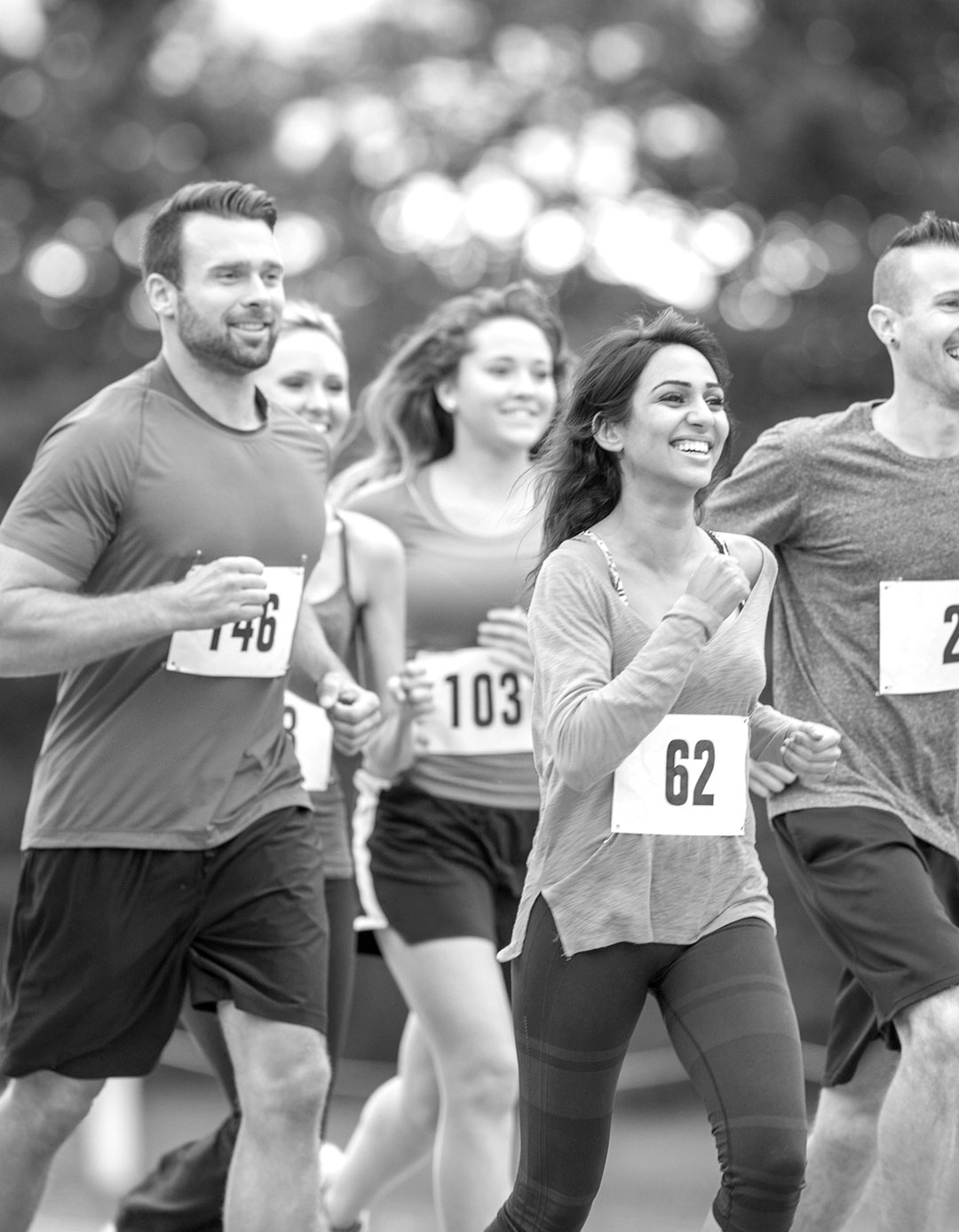 joggere i maraton